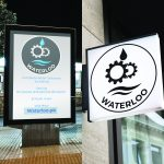 Logo Waterloo Mockup